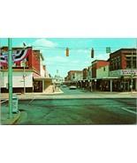 Vtg Postcard Heart of Florence SC South Carolina Evans Street View New M... - $19.95
