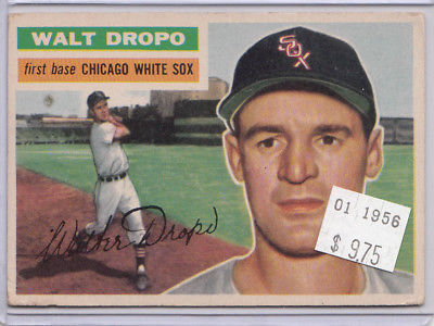 1956 Topps 238 Walt Dropo Not Graded