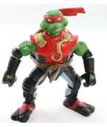 Teenage Mutant Ninja Turtles TMNT COMBAT CRUISERS Raphael Figure Playmat... - $12.99