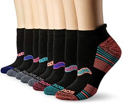 Saucony Women's 8-Pair Performance No-Show Sport Socks - $27.70