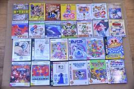 Game Boy Soft Lot of 156 Super Mario Pokemon Dragon Quest etc duplicatio... - $582.06