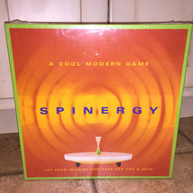 SPINERGY A COOL MODERN GAME NEW IMAGINATION FAMILY FRIENDS FUN SEALED 20... - $18.00