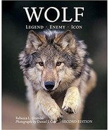 Wolf : Legend, Enemy, Icon : Rebecca Grambo : New Softcover @ - $23.50