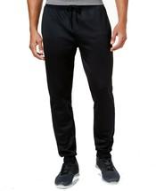 $50 Ideology Mens Pants Black Size Large L Jogging Drawstring Stretch Large - $14.84