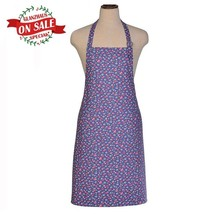 Classic Style Christmas Gift 100% Cotton Apron with Pockets, Men Women - $22.82