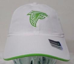 Atlanta Falcons NFL White & Green Reebok Adjustable Slouch Hat Cap NWT - €14,07 EUR