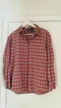 Bobbie Brooks Women's Shirt  2 X - 20 W 100%Cotton  Long Sleeve - - $7.43