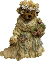 Boyds Bearstone, Bailey as The Bride, first edition 1st, NIB, Retired 1998, RARE - $19.99