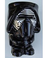 Star Wars Stormtrooper Black Goblet (silver stripe face) with wrapped ch... - $19.79