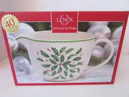 LENOX AMERICAN BY DESIGN LARGE BATTER BOWL 64 OZ NEW IN BOX 847101 - $18.68