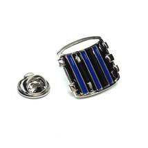 side  Drum snare drum Design  Lapel Pin Badge Lapel /tie Pin
