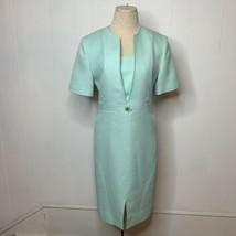 Vintage 60s 70s Henry Lee Petites Mod Sheath Dress Womens Size Small Min... - $39.57