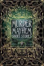 Murder Mayhem Short Stories (Gothic Fantasy) [Hardcover] Semtner, Christopher; D image 2