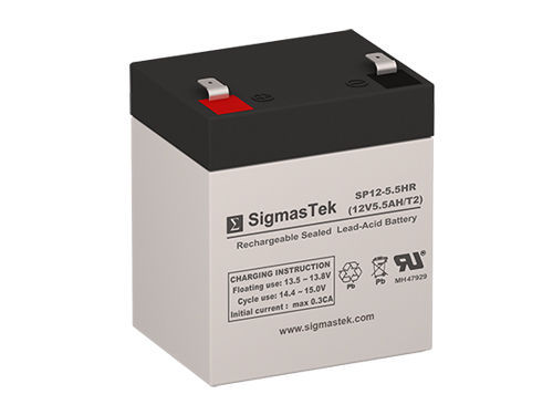 Primary image for OEM Replacement for 12V 5.5AH SLA Battery By SigmasTek