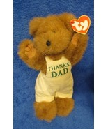 Ty Attic Treasures Dad 2000 Fully Jointed - $6.19