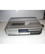 vintage  sanyo  beta video  cassete  recorder    model  vr4400 - $69.99