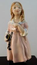 "Royal Doulton Mini Figurine ""Little Nell""  M51 - ETC Version - $30.39"