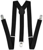 LOLELAI Suspenders for Women and Men   Elastic, Adjustable, Y-Back   Pan... - $14.24