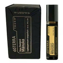 Do Terra New Zealand Manuka Touch Oil 10ml New And Sealed Exp.2023/07 With Box - $45.95