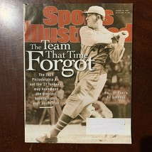 Sports Illustrated Aug 19 1996 Team that Time Forgot Philadelphia A's Ba... - $3.96