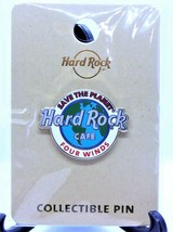 Hard Rock Cafe Four Winds Casino Limited Edition Save The Planet Pin - $17.99
