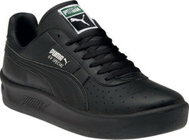 Puma GV Special Men's Black Leather. Prison Approved. Lightweight Casual... - $47.01