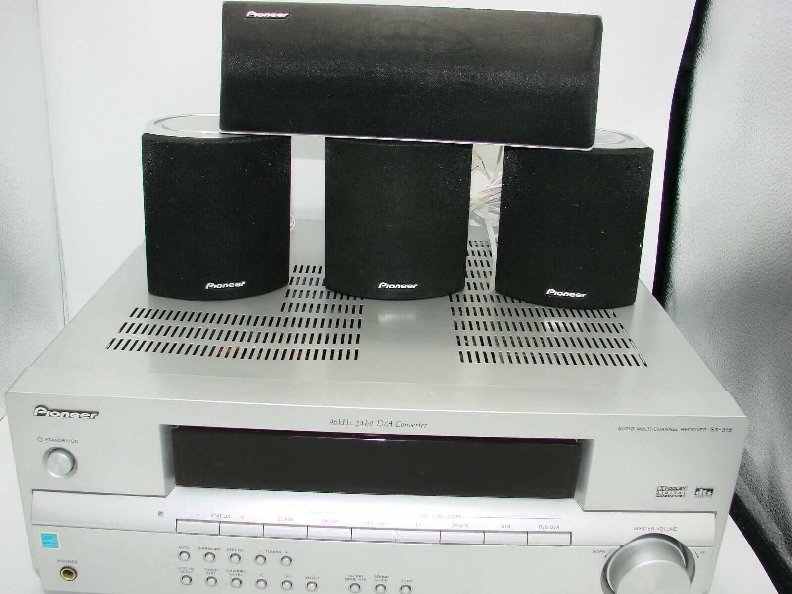 Used Pioneer SX-315 Surround sound receivers for Sale | HifiShark com