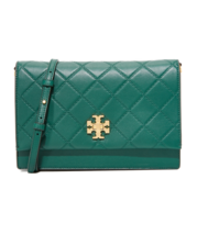 Tory Burch Georgia Cross Body Bag ($428)- Malachite/Green - £249.11 GBP