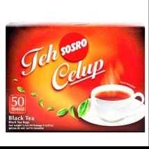Sosro Teh Celup Black Tea 50-ct, 3.5 Oz (Pack of 12) - $119.59