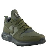 NIKE AIR MAX PREMIUM TRAINER SNEAKERS MEN SHOES OLIVE 876068-200 SIZE 10... - $108.89