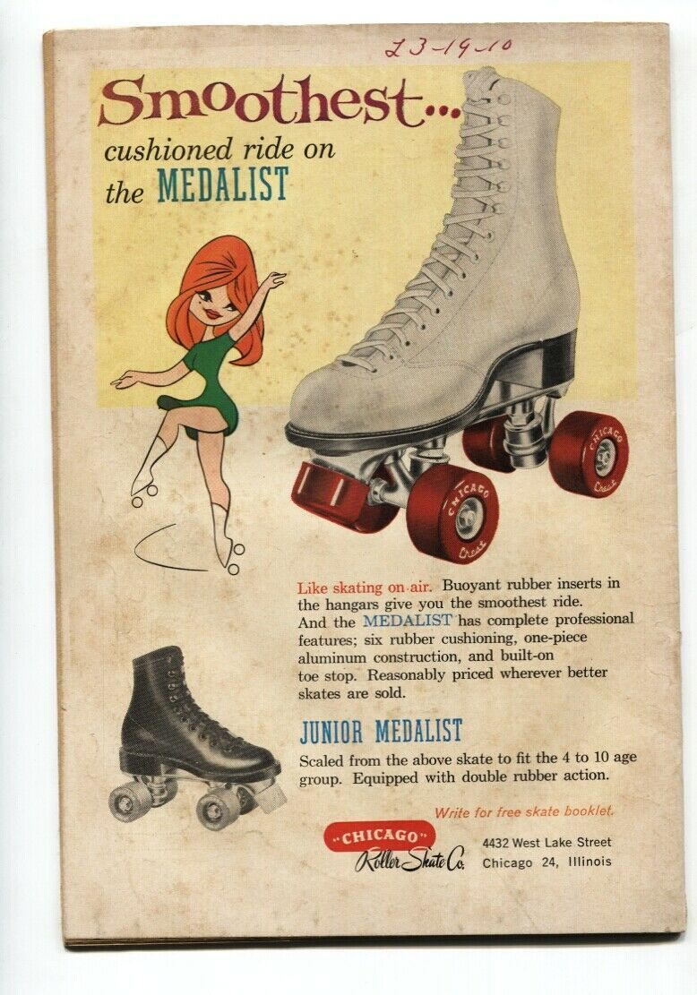 Archie's Joke Book #78 1964-Betty and Veronica- Jughead- VG image 2