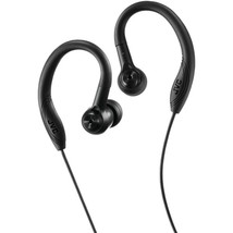 JVC HAEC10B Entry-Level Fitness Headphones - $468,66 MXN