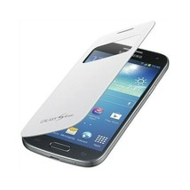 Samsung S-View Flip Cover for Samsung Galaxy S4 Mini - $6.92