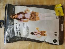 Sky Hosiery Inc 70542-ML Bavarian Beer Girl Shorts 70542 Brown/Pink - $44.00