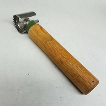 Pastry Cookie Cutter Wood Handle 6.25-Inch Long - $9.35