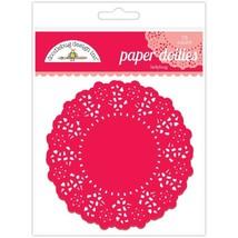 """Doodlebug Designs Paper Doilies.  75 Pack.  Choose Color.  4 1/2"""" image 3"""