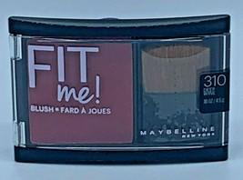 Maybelline Fit Me! Blush - 310 Deep Wine - $8.90