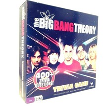 The Big Bang Theory Trivia Game 400+ Questions TV Show Geeks 2-8 Players 12+  - $19.20