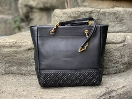 Tory Burch Fleming Leather Tote image 3
