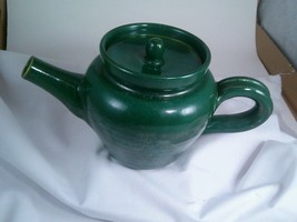 Handmade green tea pots - $28.92