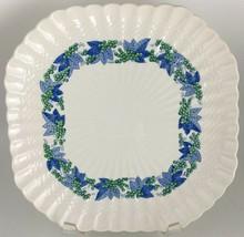 Spode Valencia Square luncheon plate - $22.00