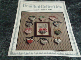 A Second Change of Heart Pat Rogers' Counted Collection - $4.99