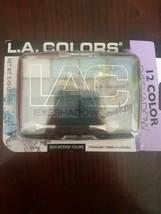 LAC Eyeshadow Smokey Blues Grey Silver - $15.72