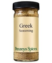 Greek Seasoning By Penzeys Spices 2.3 oz 1/2 cup jar