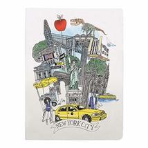 NYC Handmade Silkscreened Journal - $6.44