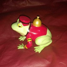 """Fanciful Frogs By Westland Giftware - """"Bellhop"""" frog - Item #11901 - $24.97"""
