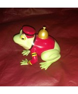 "Fanciful Frogs By Westland Giftware - ""Bellhop"" frog - Item #11901 - $24.97"