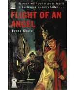 Flight of An Angel By Verne Chute ~ Paperback ~ Dell #470 1950 - $5.99