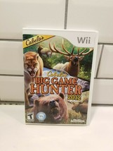 Cabela's Big Game Hunter 2012 (Nintendo Wii) Complete Tested and Working - $4.94