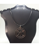 Sigil of Marbas Stainless Steel Charm Necklace  - $14.00